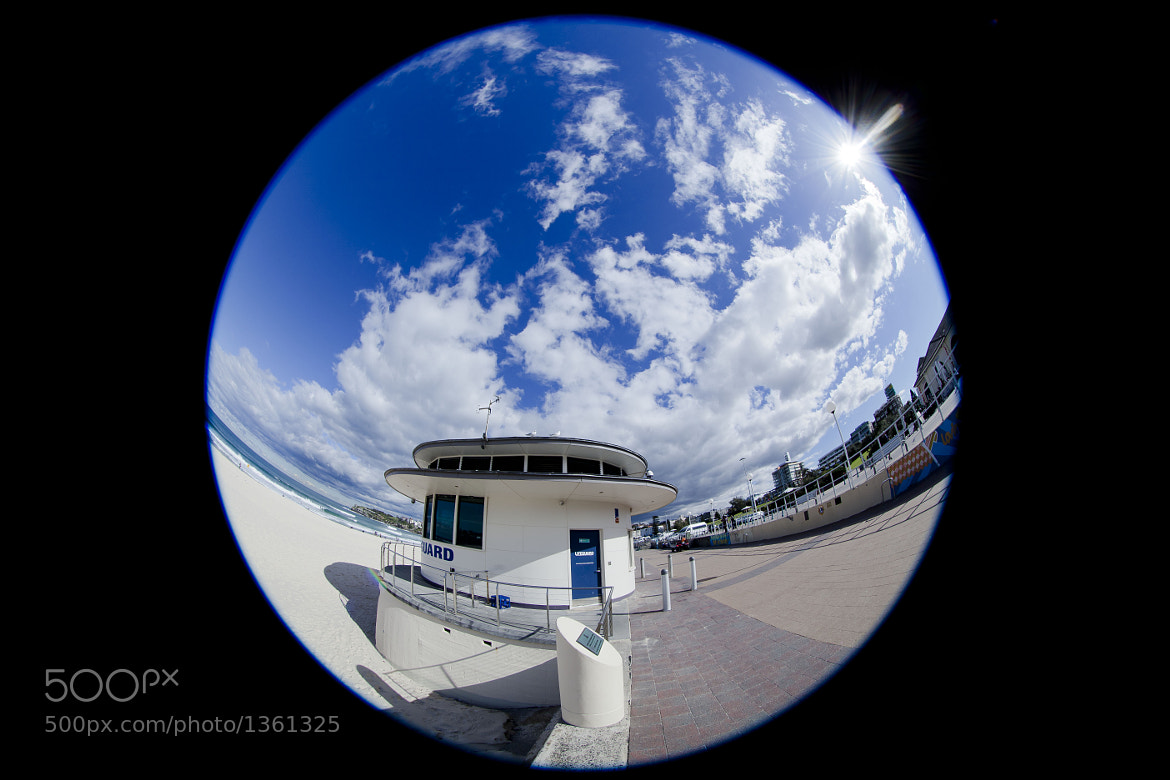 Photograph Bondi Lifeguard Tower by James  Guiney on 500px
