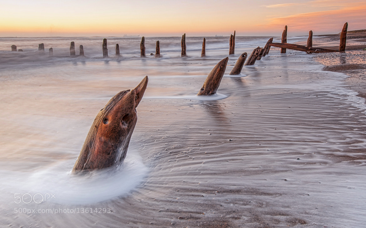 Photograph Spurn Point by WilsonAxpe /  Scott Wilson on 500px