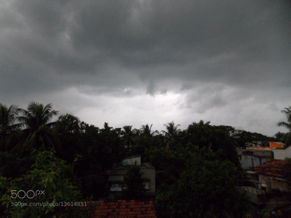 Photograph Dark Sky by Bukan Das on 500px