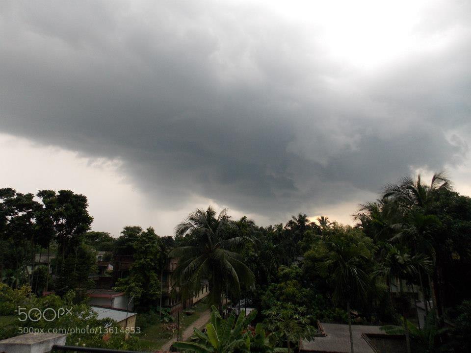 Photograph The Dark Sky by Bukan Das on 500px