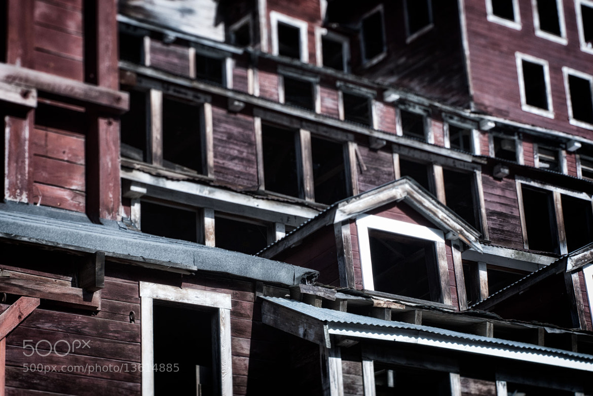 Photograph Kennicott Mill by Phil Ackley on 500px