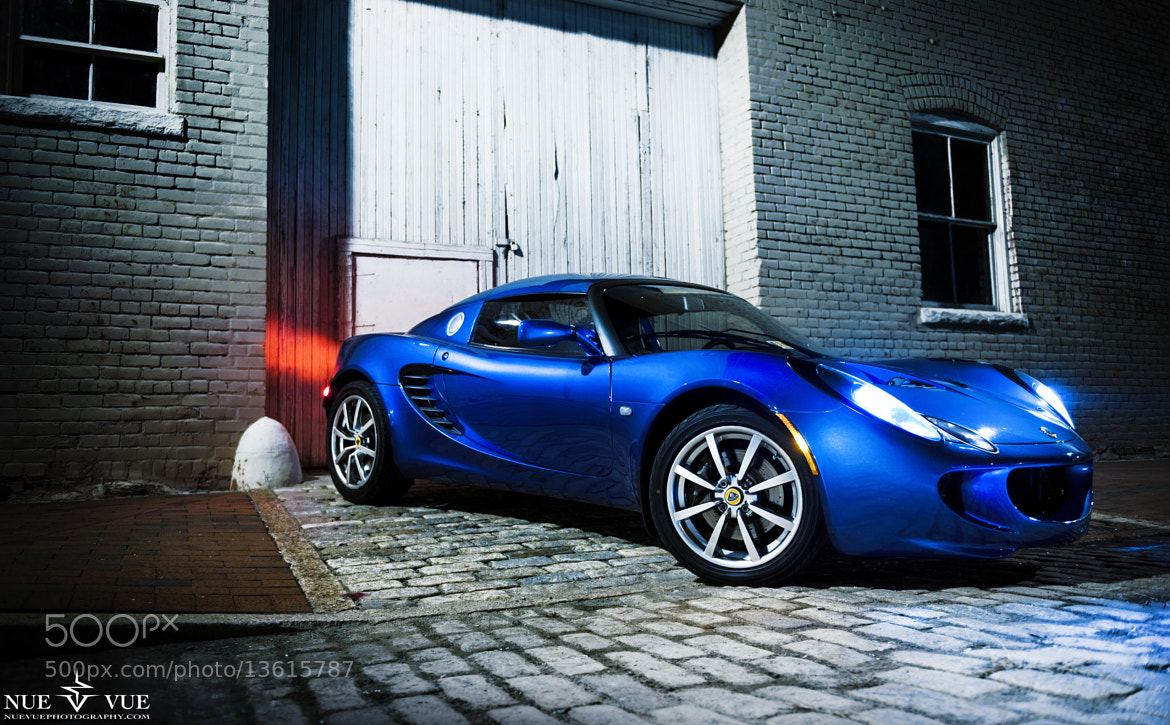 Photograph Lotus Elise by Nue Vue on 500px