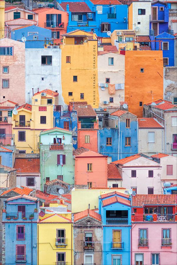 ~ Sardinian Cubism ~