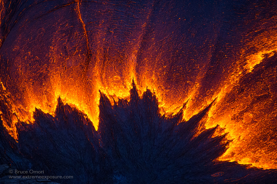 The Jagged Edge by Bruce Omori on 500px.com
