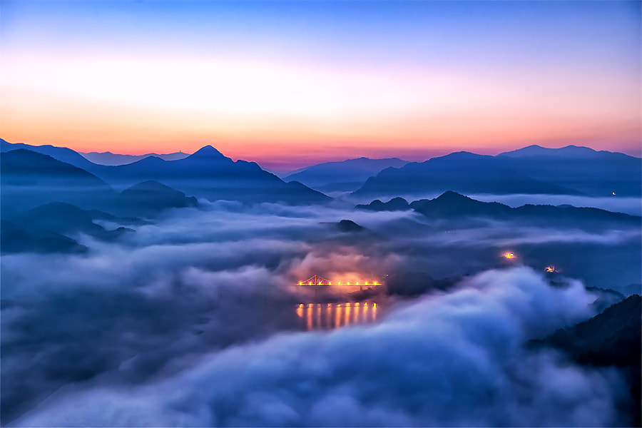 The land of the morning calm by Park ddoven on 500px.com