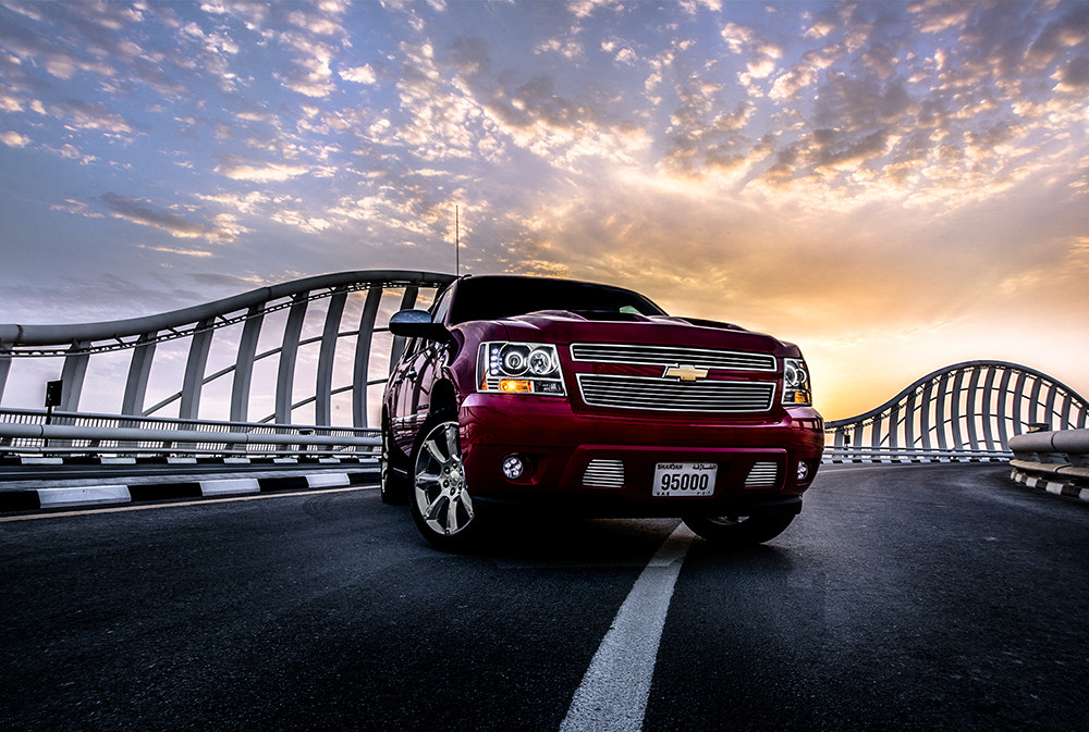 Photograph Chevy Avalanch Semi HDR by Omar Al-Askar on 500px