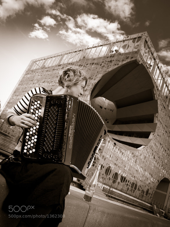 Photograph Accordeon by M Trombone Trompette on 500px