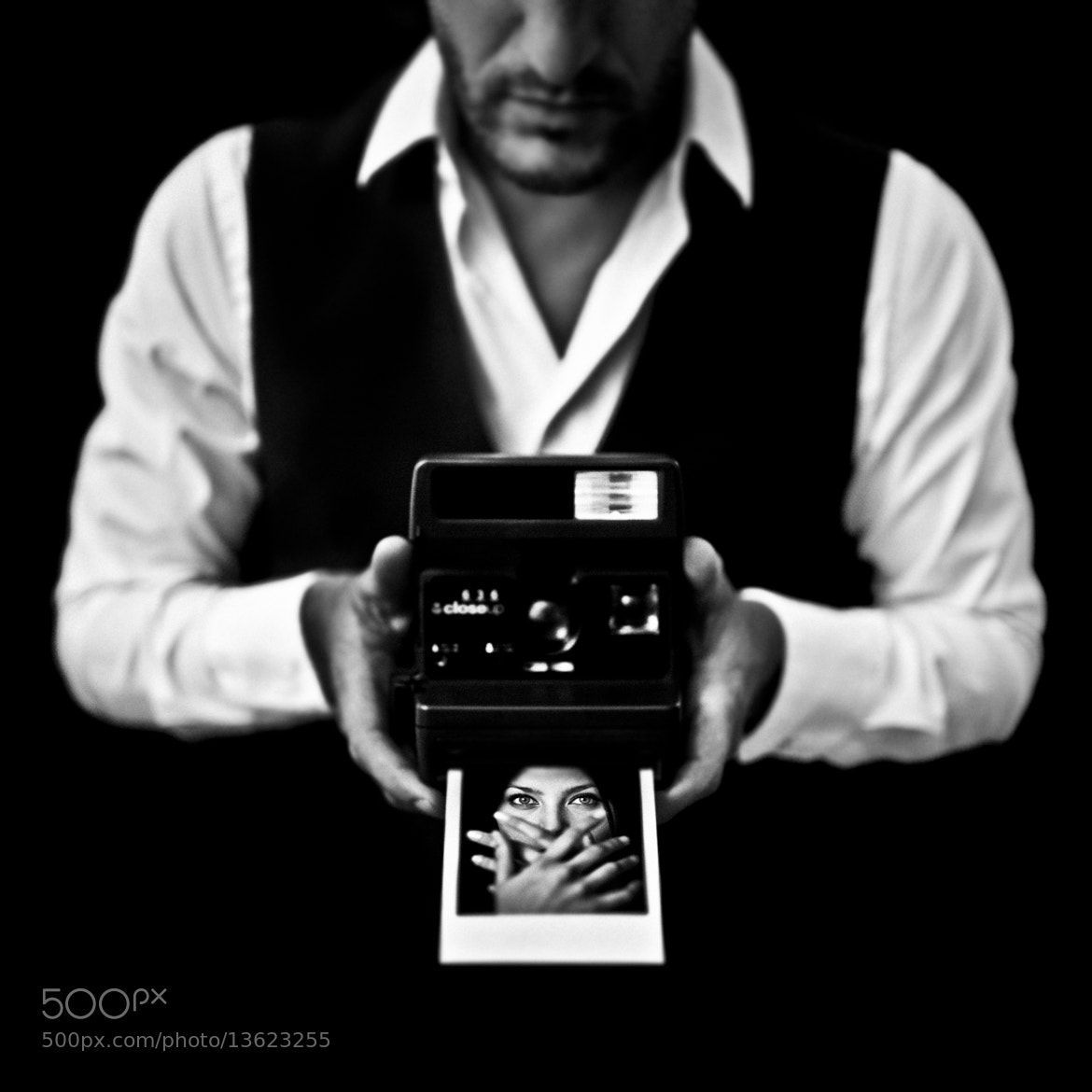 Photograph Pola by Benoit COURTI on 500px