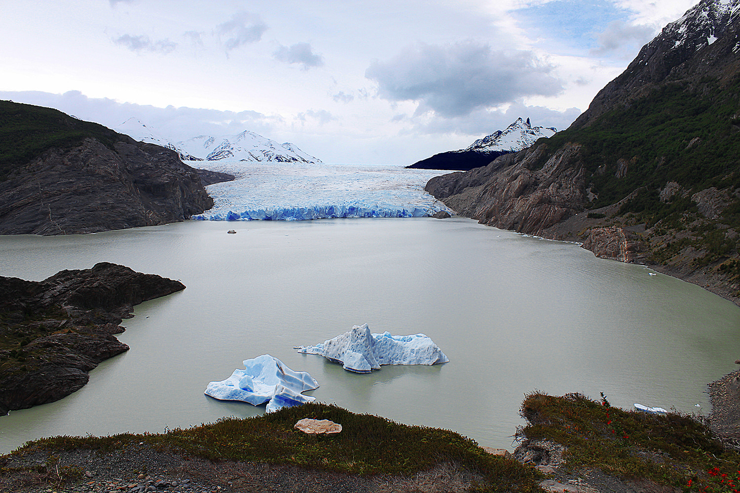 Photograph Glaciar Grey (2) by Tim T on 500px