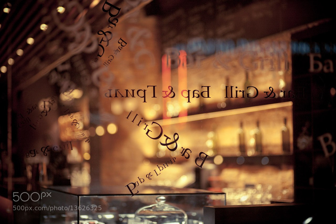 Photograph cafe by Marina Chirkova on 500px