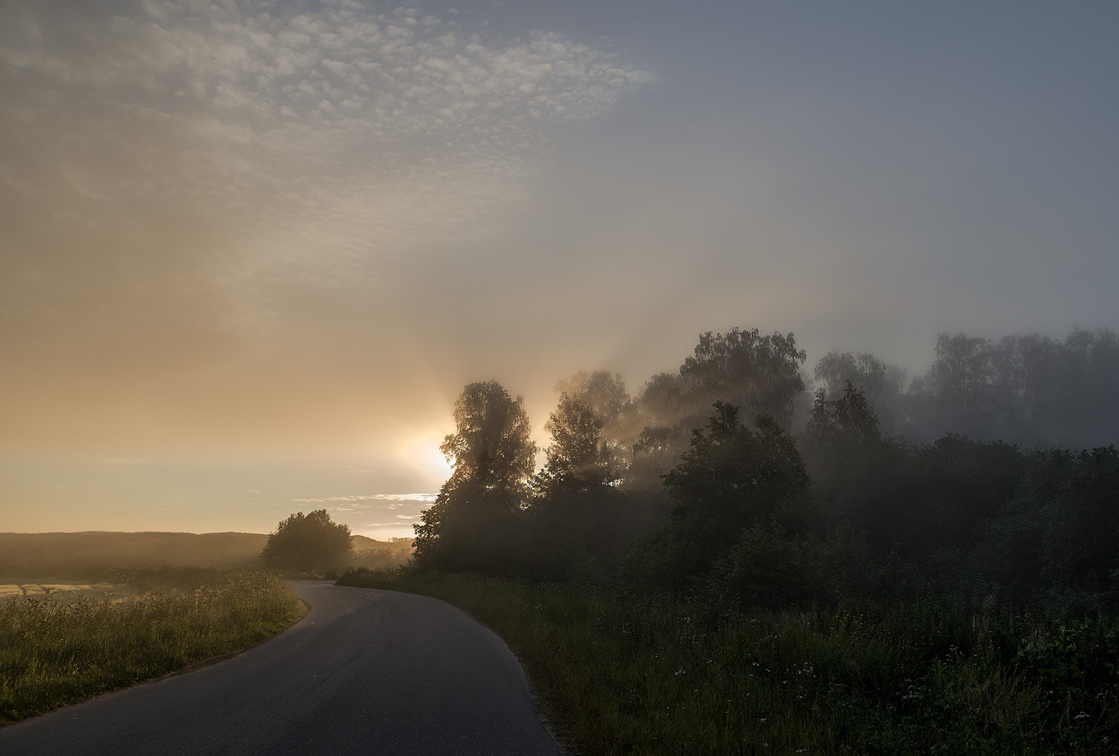 Photograph The morning mist. by Владимир Бесперстов on 500px