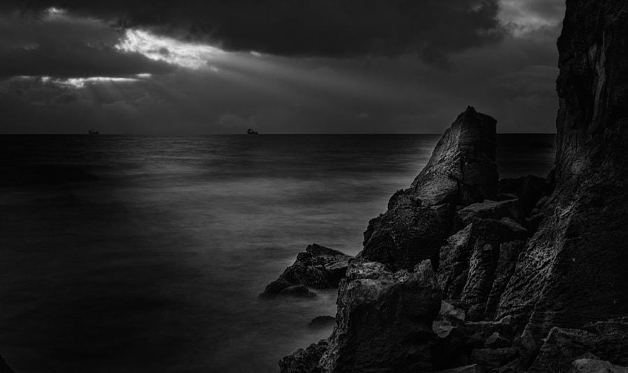 The Rocks and The Sea - VI