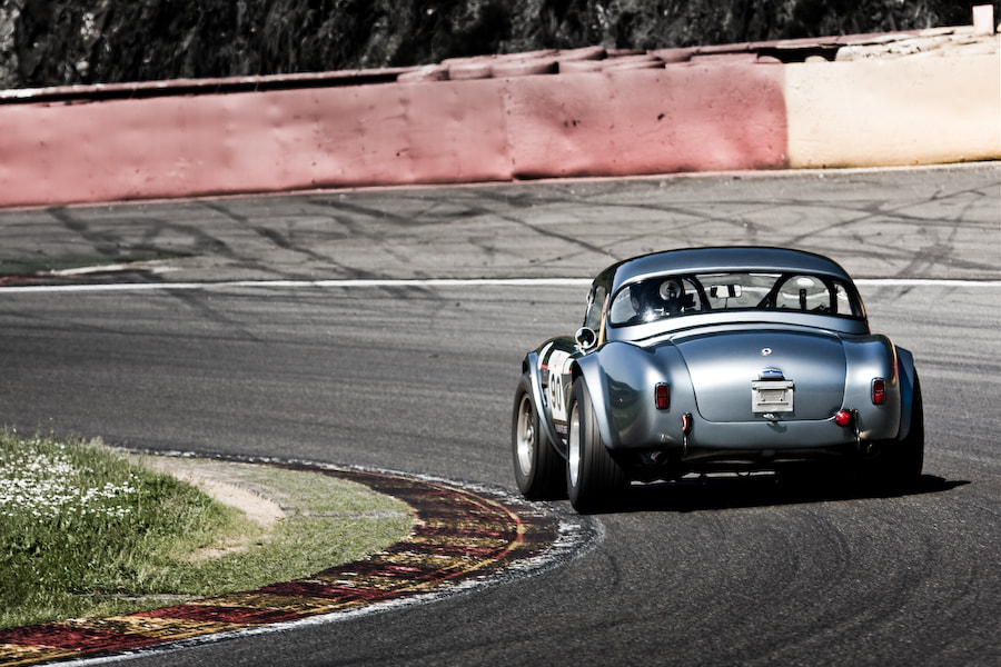 Photograph AC Cobra by Jurrie  Vanhalle on 500px