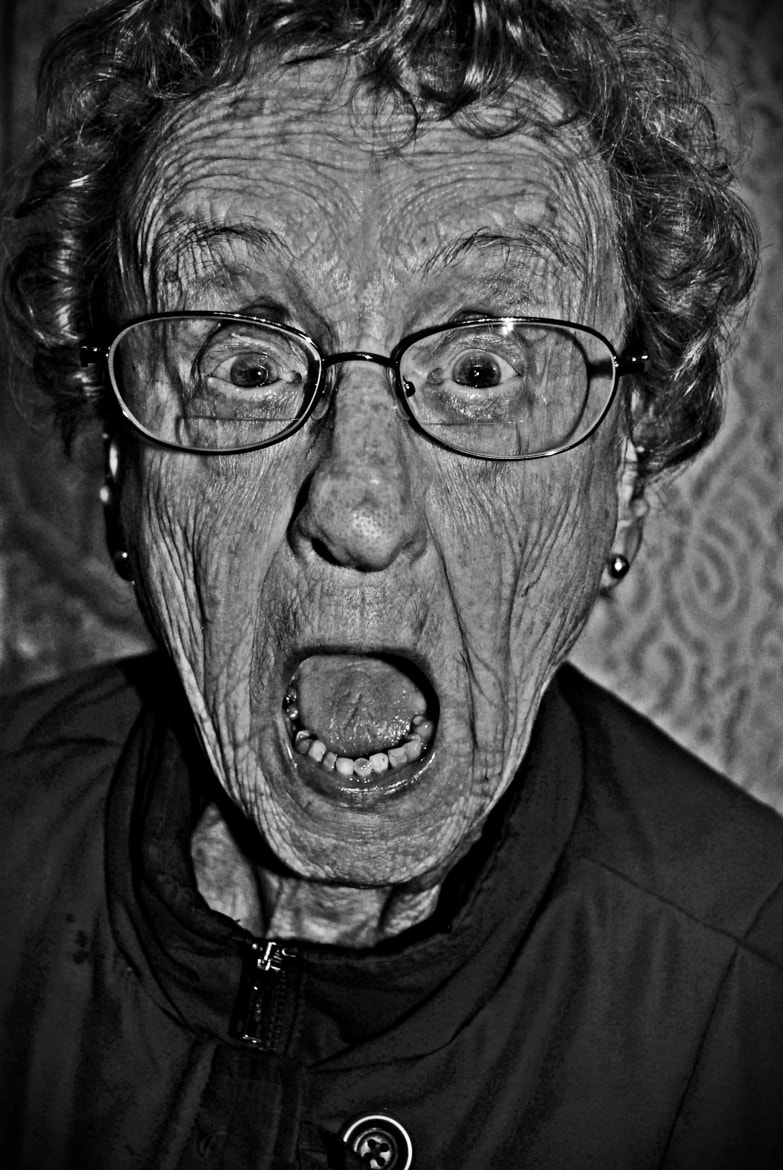 Photograph Shocked? by Amber Bixler on 500px