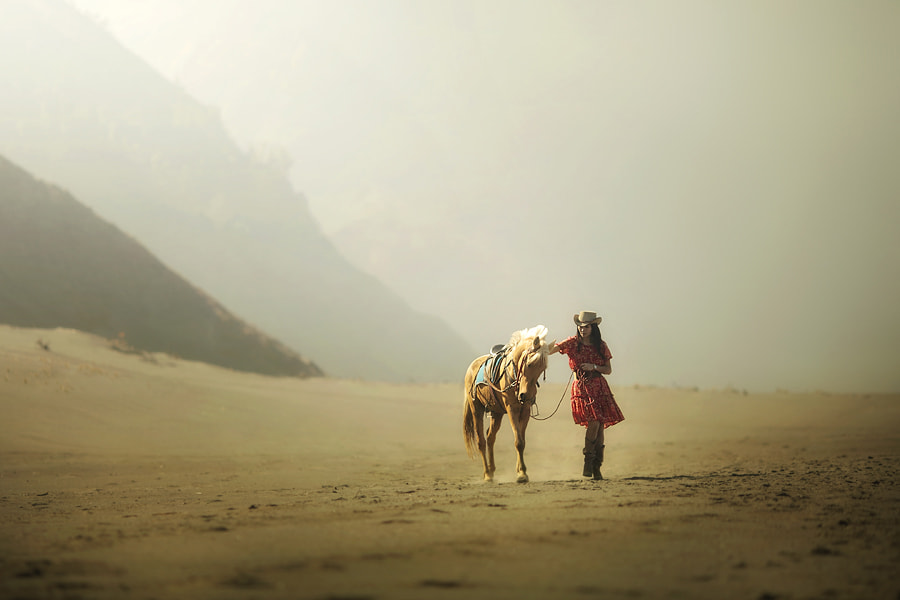 Photograph back to the ranch by asit  on 500px