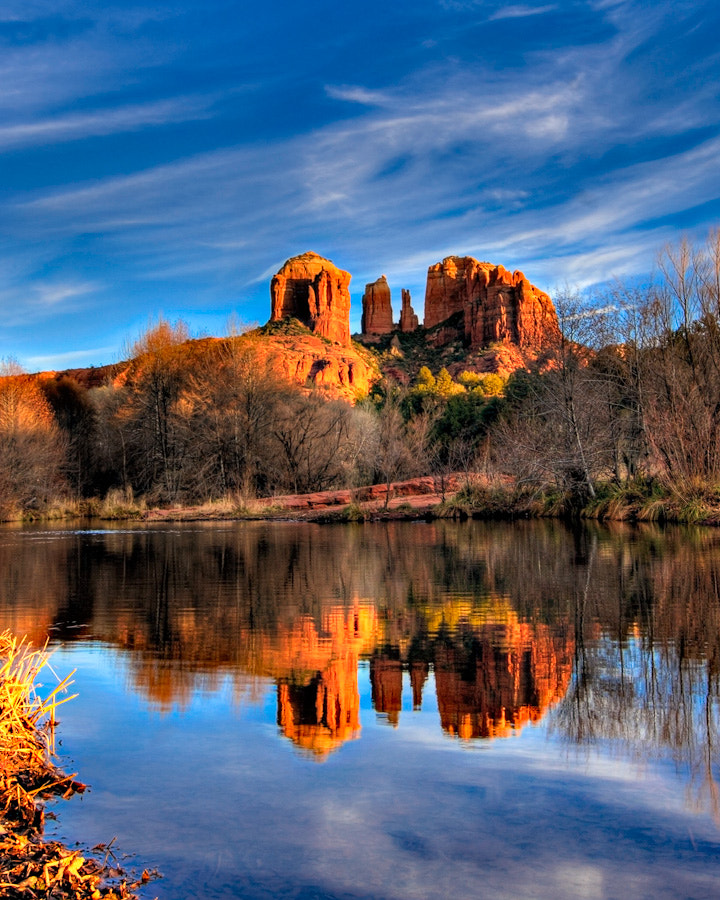 Photograph Cathedral Rock by Kelly & Robert Walters on 500px