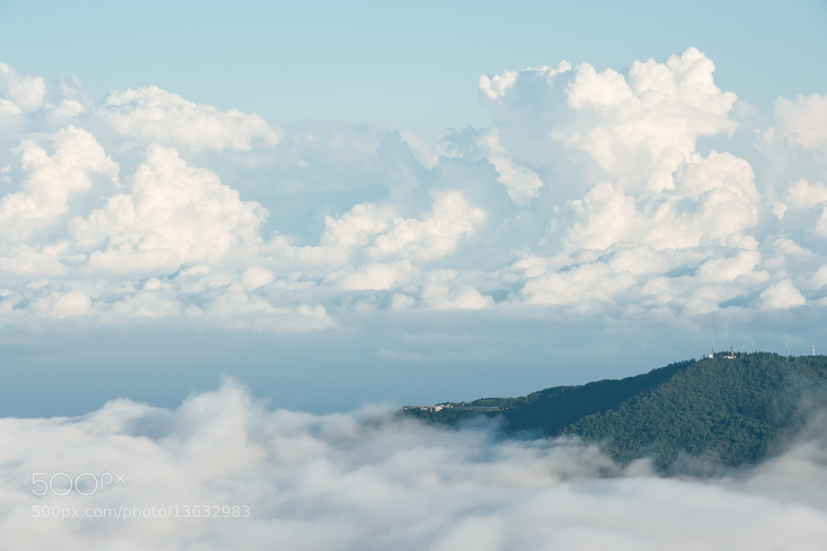 Photograph Fog and clouds by Daisuke Isozawa on 500px