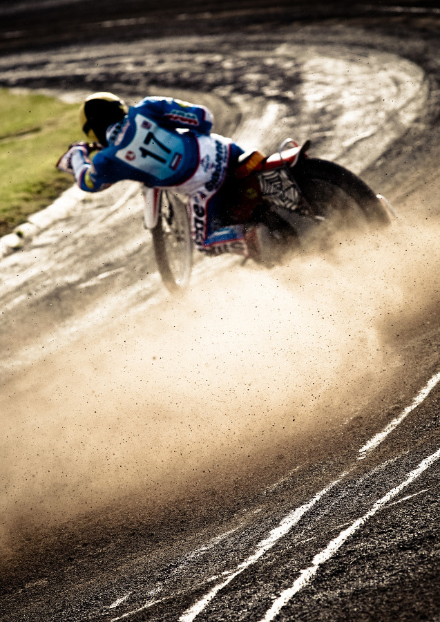 Photograph flat track by Martin Kozák on 500px