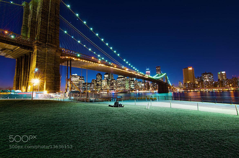 Photograph Brooklyn Bridge by David Kosmos Smith on 500px