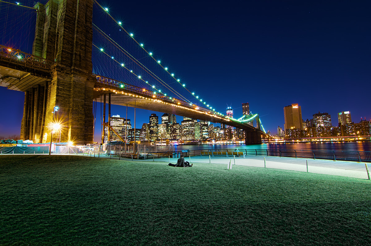 Photograph Brooklyn Bridge by David Kosmos Smith on 500px