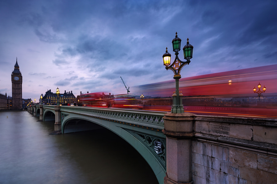Westminster Bridge by Thomas Fliegner on 500px.com