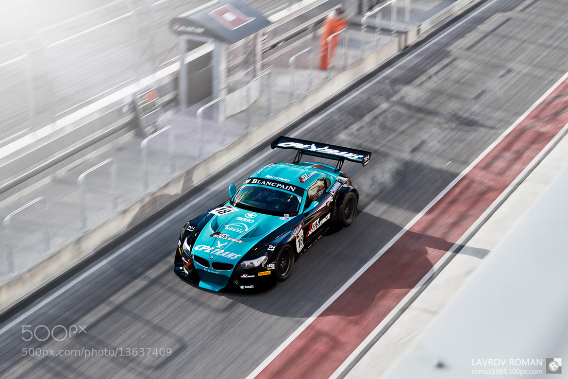 Photograph FIA GT1/GT3 in Moscow by Roman Lavrov on 500px