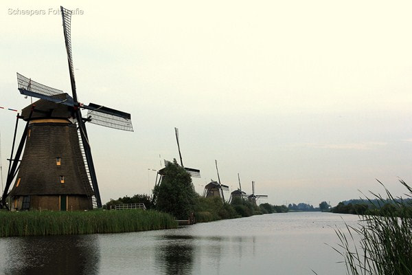 Photograph Mills by Martijn Scheepers on 500px