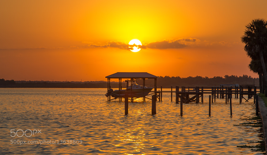 Photograph St. Johns River, FL by George Bloise on 500px