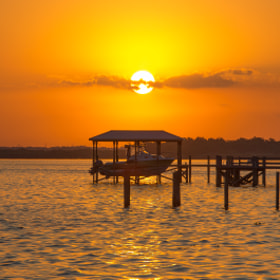 St. Johns River, FL by George Bloise (GeorgeBloisePhotography)) on 500px.com