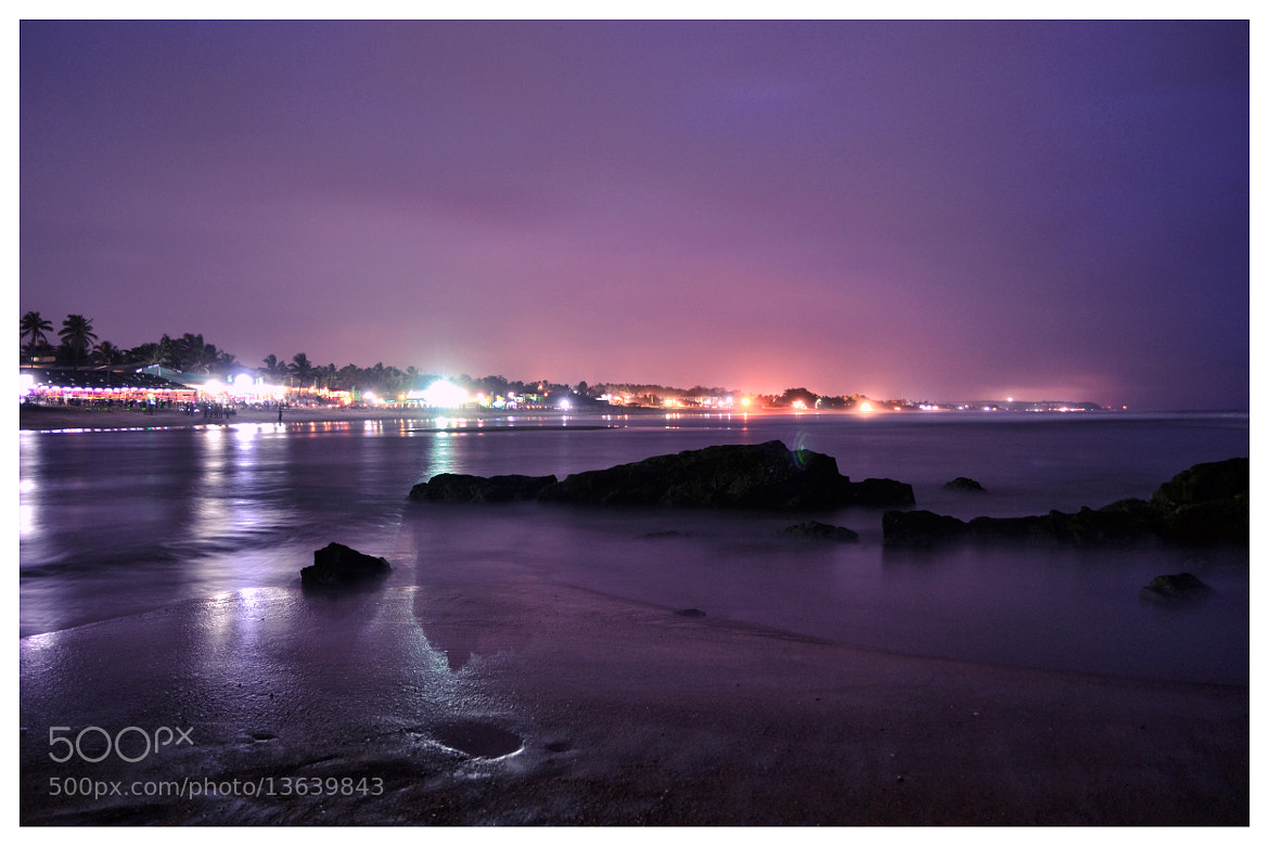 Photograph Baga Beach- Goa by Anil Kumar on 500px