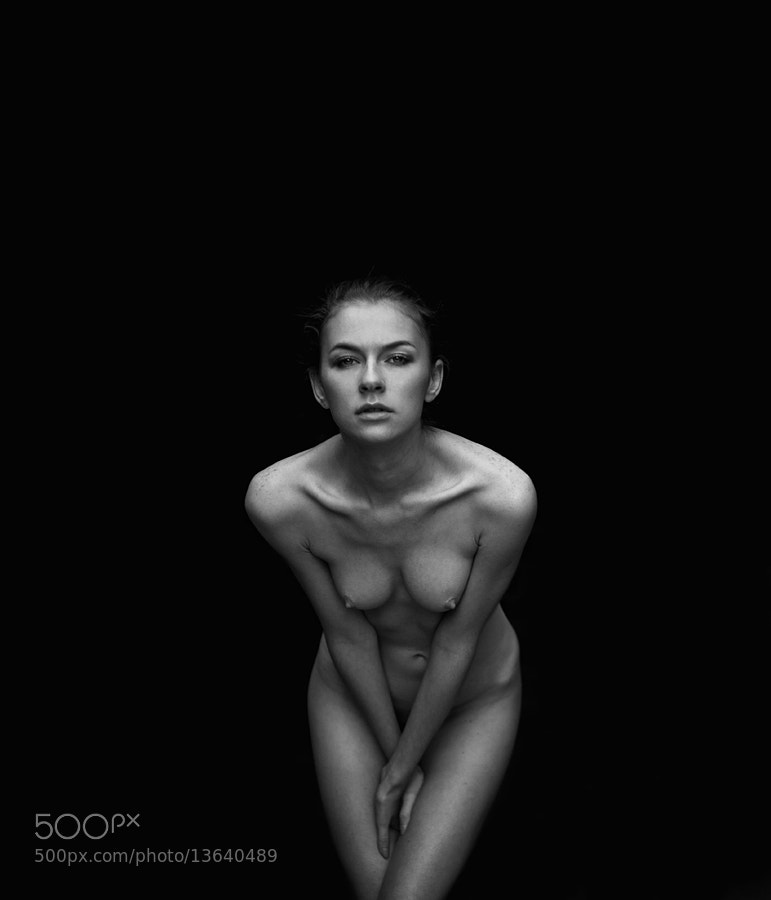 nude photo - Untitled by Marina Yoon