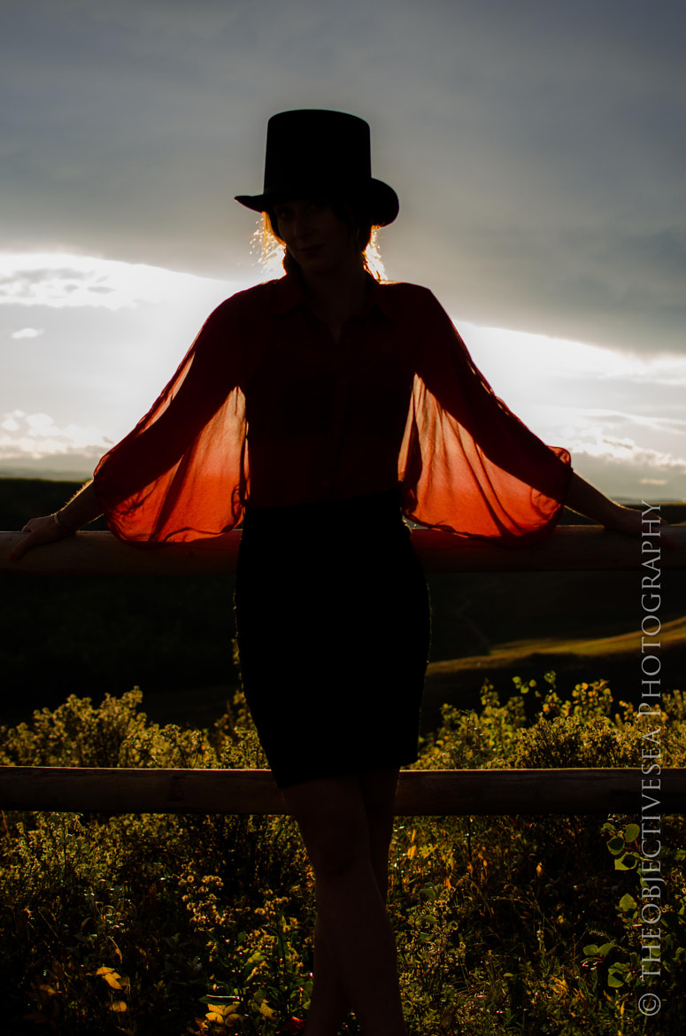 Photograph Portrait - Silhouette by Kevin Smith on 500px