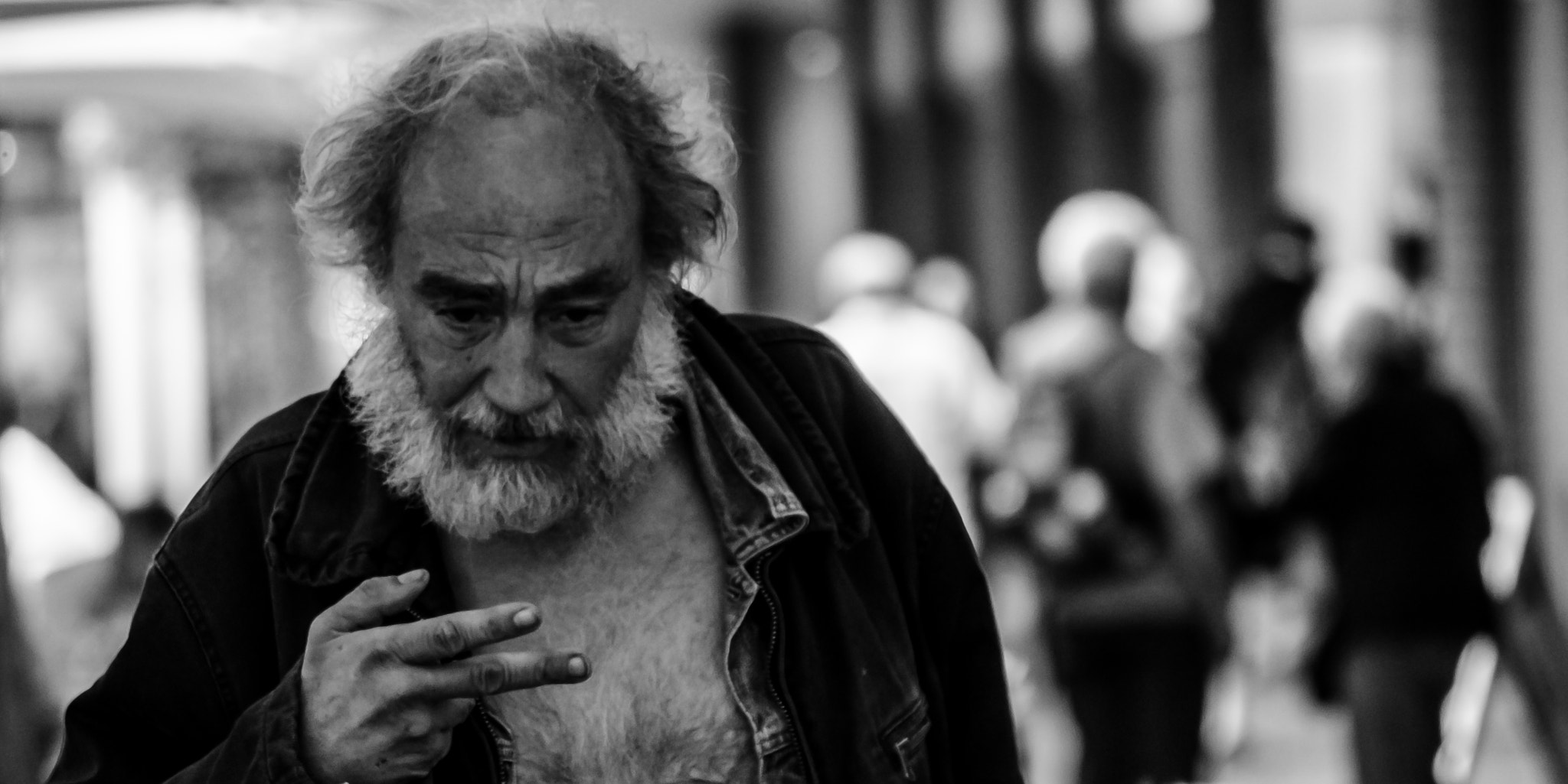 Photograph Smoking by Henry Buttchereit on 500px