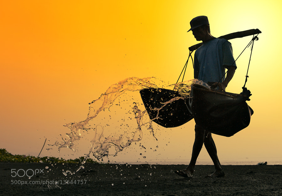 Photograph The Salt Maker by Alit Apriyana on 500px