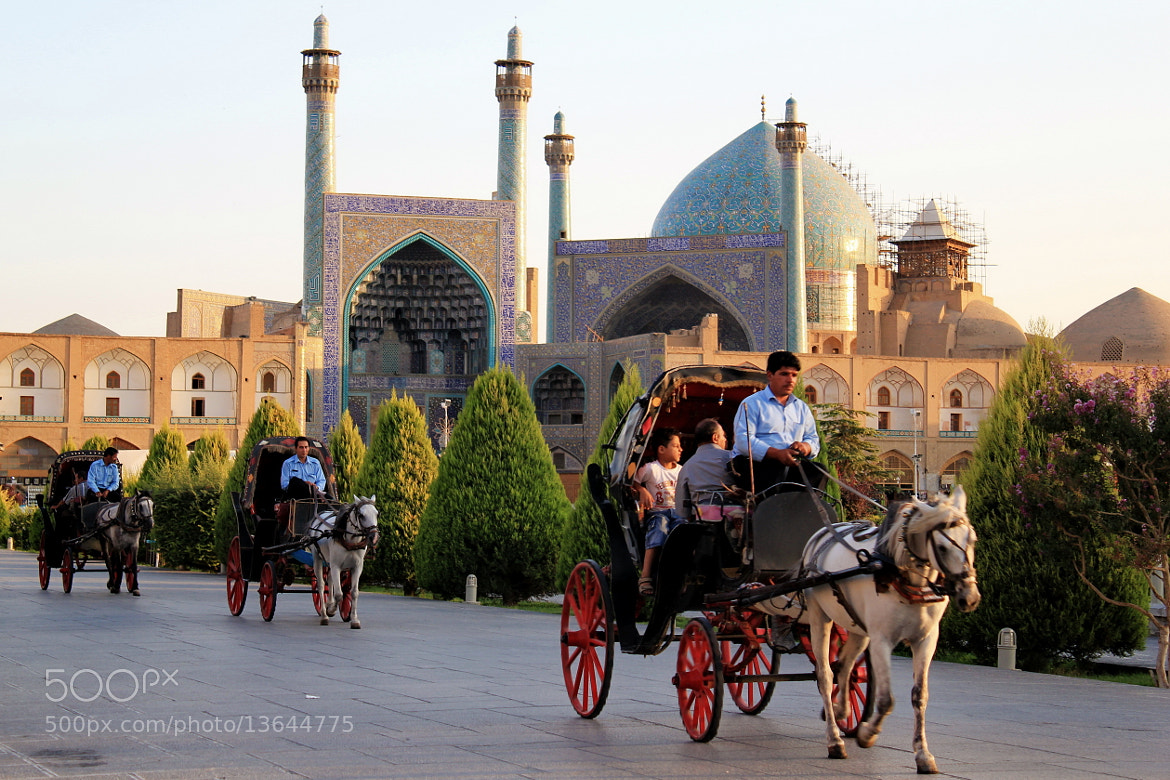 Photograph A piece of history by mohammad ali on 500px