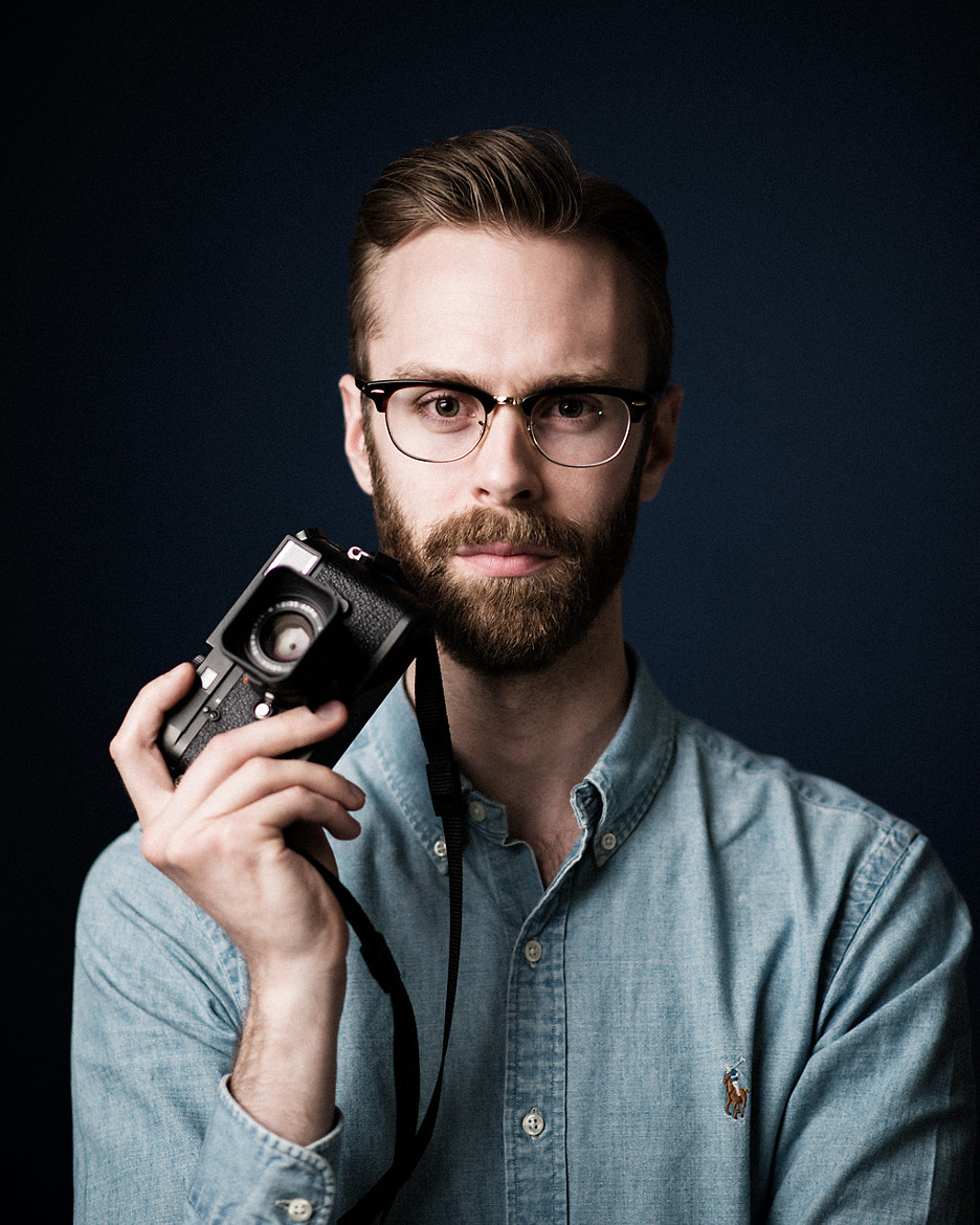 Photograph Portrait by Gordon Andersson on 500px