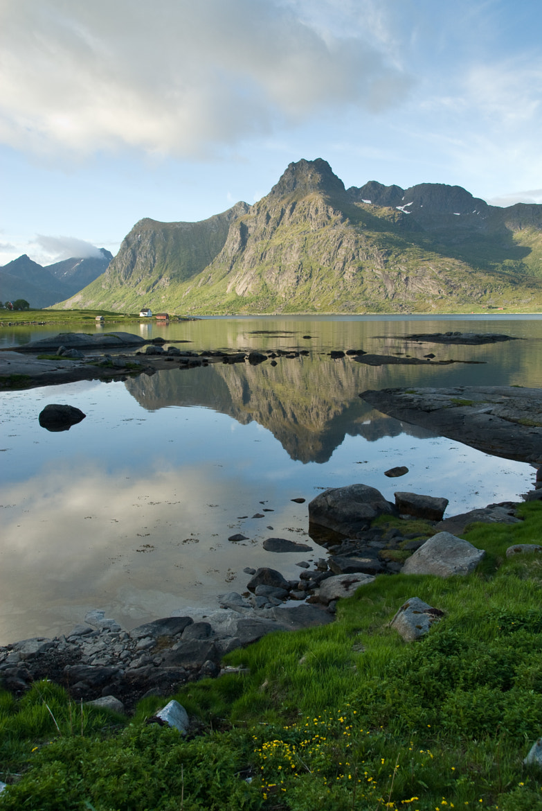 Photograph Lofoten Reflections by Joël Koch on 500px