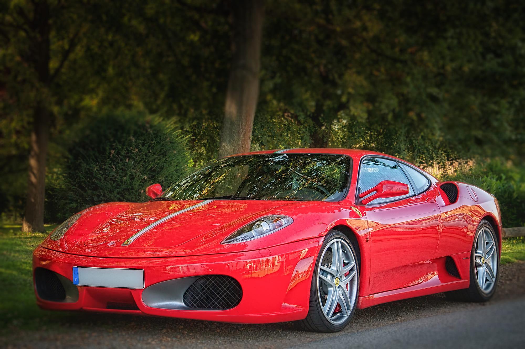 Ferrari F45 by Peter Kaul - Photo 136458857 / 500px
