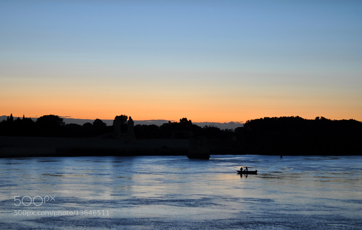 Photograph On the river by Pierre Meunier on 500px
