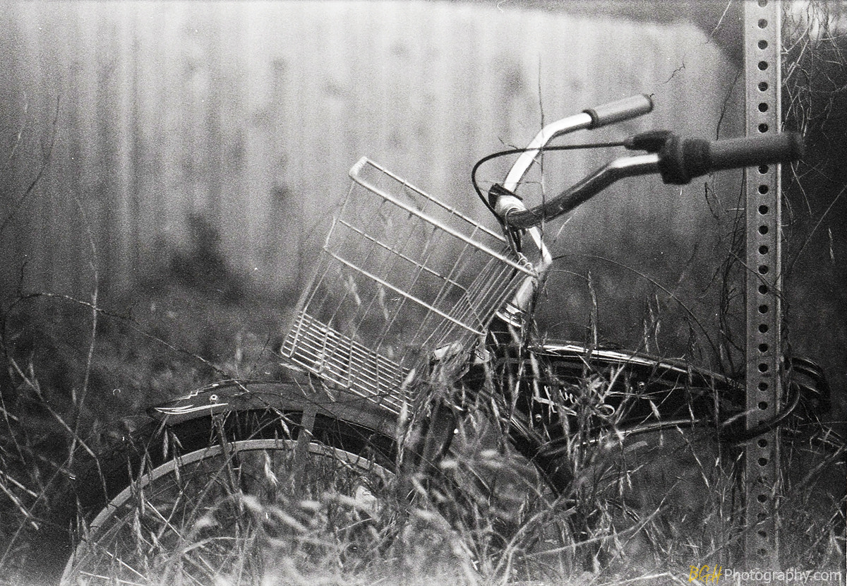 Photograph Vintage Bicycle by bghfilm  on 500px