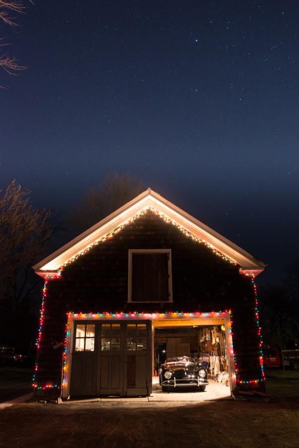 Christmas barn find