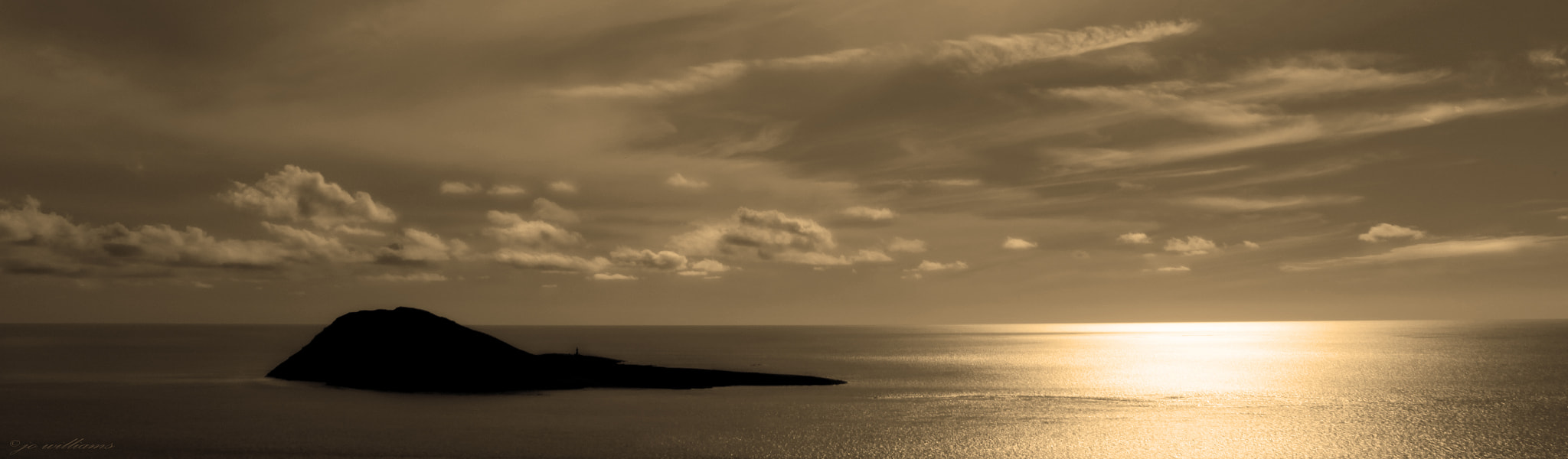 Photograph The Black Island by jo williams on 500px