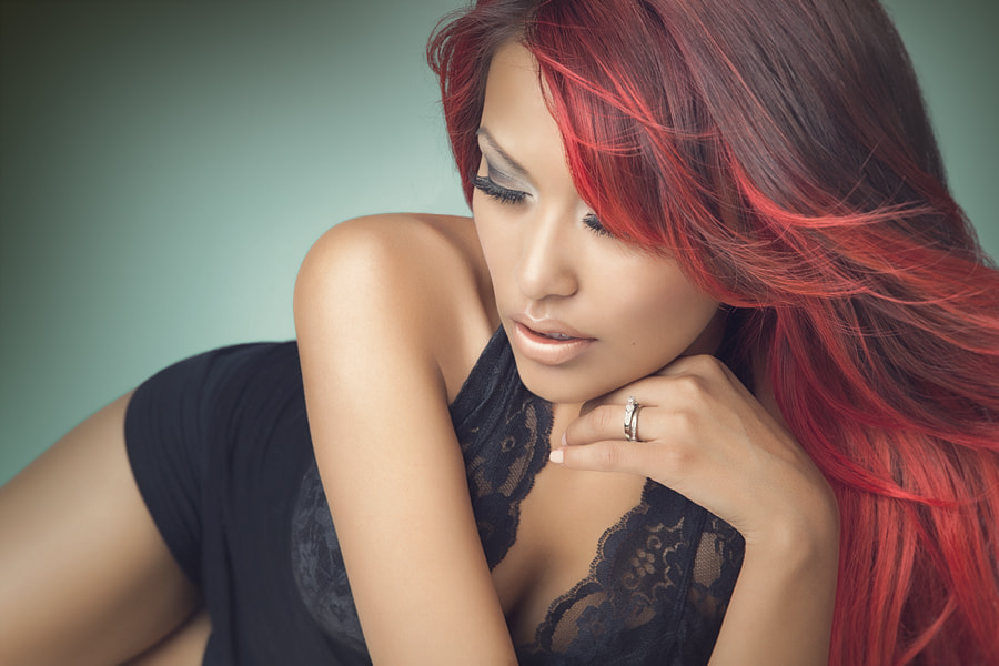 Photograph Red Hot 2 by Regina Pagles on 500px