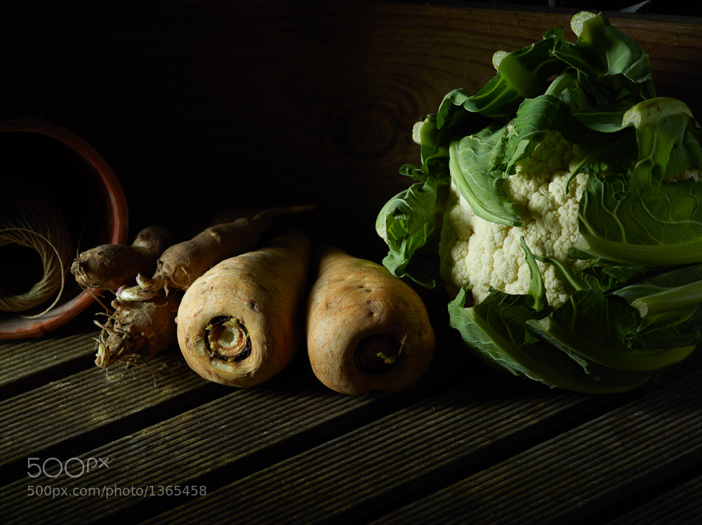 Photograph Vegetables by Roeland Van de Velde on 500px