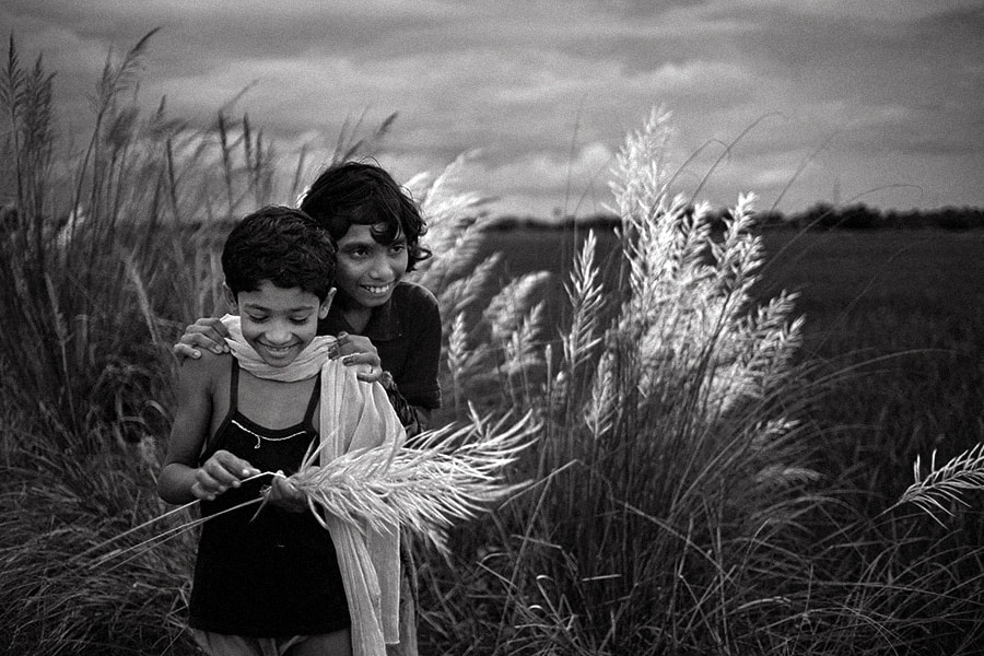Photograph sisters | west bengal by Soumya Bandyopadhyay on 500px