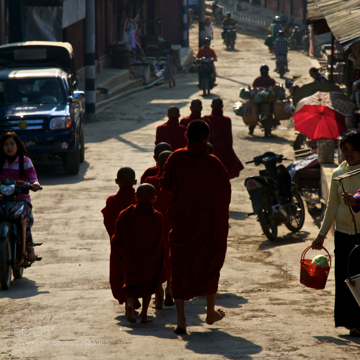 Photograph Gangs Of Burma by Maxime Leblond on 500px