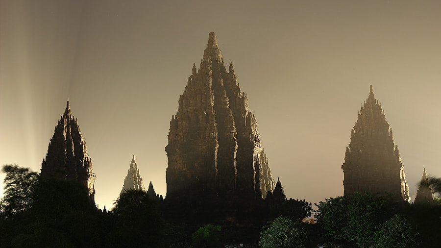 Prambanan Temple by dimas danny satria on 500px.com