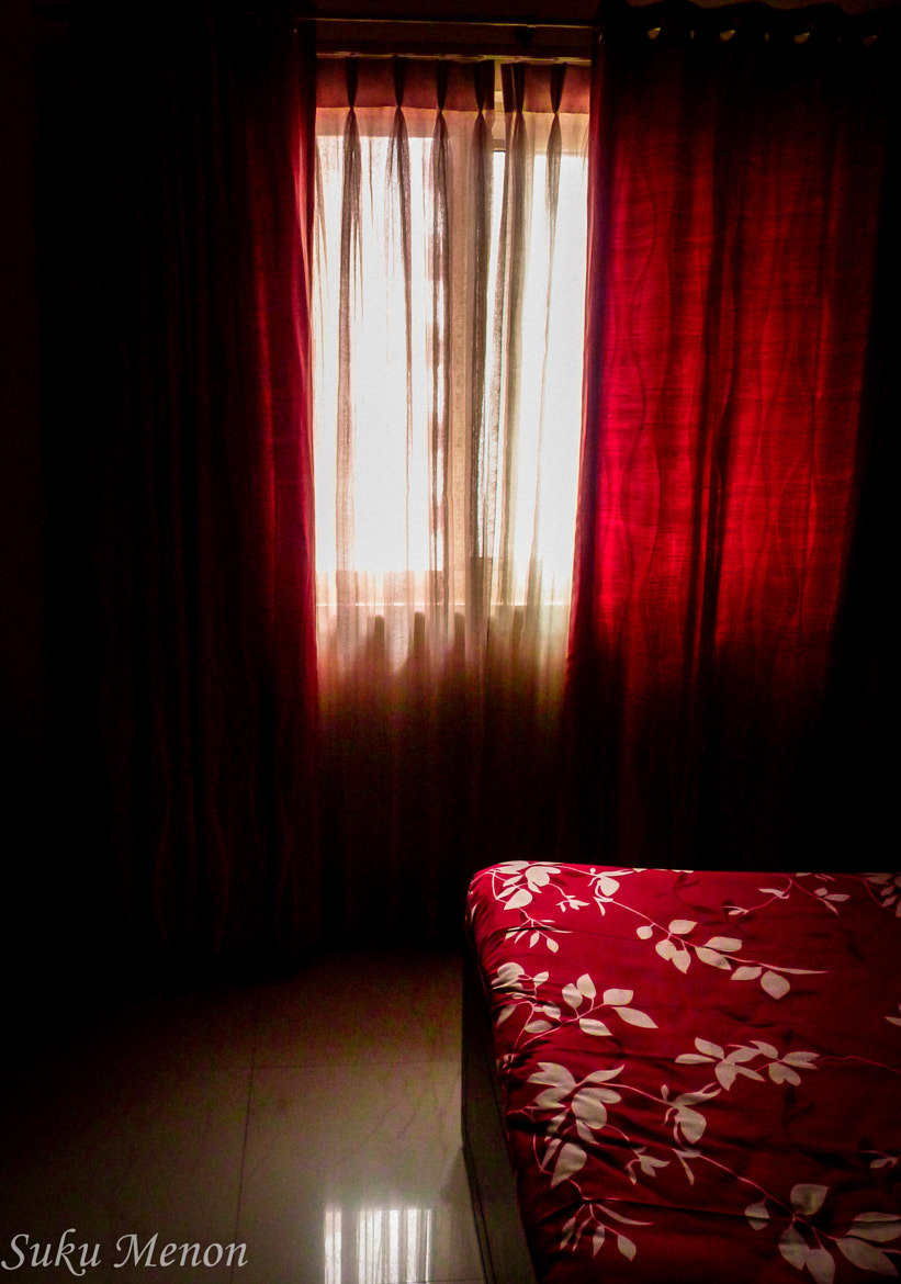 Photograph The Red Room by Sukumaran Menon on 500px