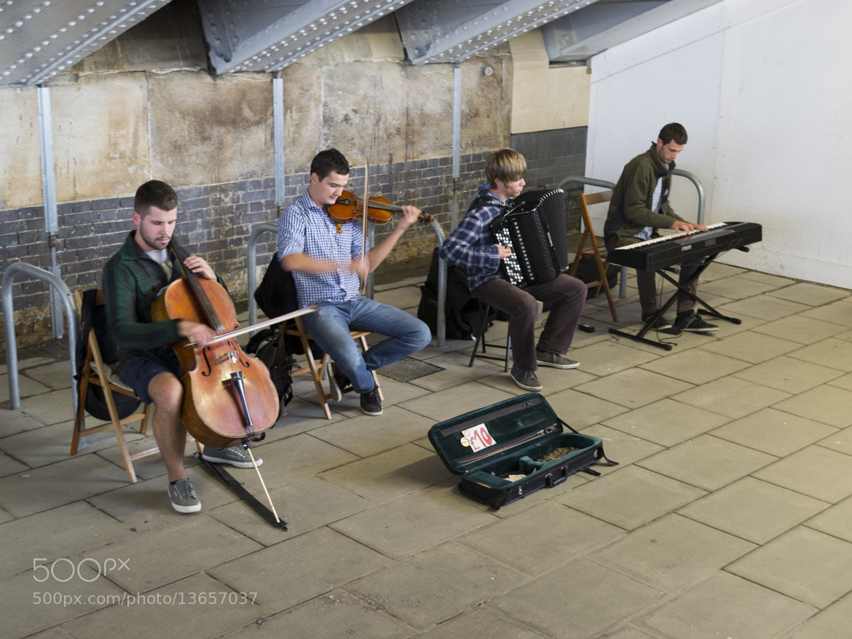 Photograph Urban Music by David Suarez Garcia on 500px
