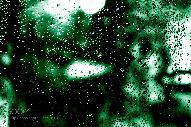 Photograph Rain drops II by Burak D on 500px